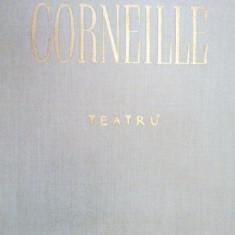 TEATRU-PIERRE CORNEILLE 1956 - Carte Teatru