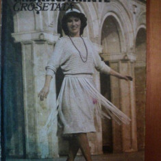 IMBRACAMINTE CROSETATA de ELENA PANAIT LECA, 1984 - Carte Arta populara