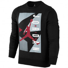Hanorac Jordan Retro 7 Block Fleece Crew | Produs 100% original | Livrare cca 10 zile lucratoare | Aducem pe comanda orice produs din SUA - Bluza barbati
