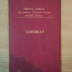 HARTA CAILOR DE COMUNICATIE DIN JUDETUL COVURLUI IN ANUL 1903 - Harta Romaniei