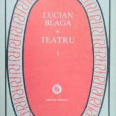 Teatru 1 Lucian Blaga - Carte Teatru