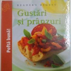 GUSTARI SI PRANZURI, 2009 - Carte Retete traditionale romanesti