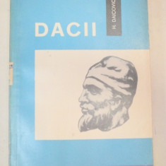 DACII-HADRIAN DAICOVICIU 1965 - Istorie