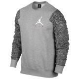 Hanorac Jordan Ele Sleeve Fleece Crew | Produs 100% original | Livrare cca 10 zile lucratoare | Aducem pe comanda orice produs din SUA