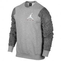 Hanorac Jordan Ele Sleeve Fleece Crew | Produs 100% original | Livrare cca 10 zile lucratoare | Aducem pe comanda orice produs din SUA - Bluza barbati