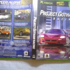 Project Gotham racing - Joc XBox classic (Compatibil XBox 360) (GameLand ) - Jocuri Xbox, Sporturi, 3+, Multiplayer