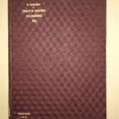 Ţinutul Nistru economic de B. Lempert, Chişinău, 1938 - Carte veche