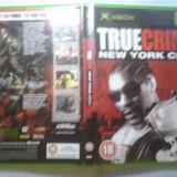 Joc XBox classic - True crime New York City - (GameLand - sute de jocuri)