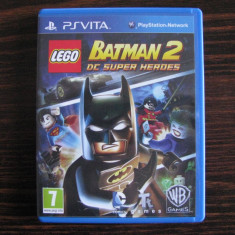 PSVITA Batman 2 DC Super Heroes - seria LEGO - Jocuri PS Vita, Actiune, 3+, Single player