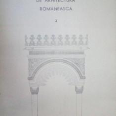 DOCUMENTE DE ARHITECTURA ROMANEASCA NR. 2 1952 - Carte Arhitectura