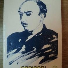 SCRISORI (1898-1944) de ION PILLAT, 1998 - Roman