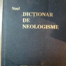 NOUL DICTIONAR DE NEOLOGISME de FLORIN MARCU, 1997 - Carte in alte limbi straine