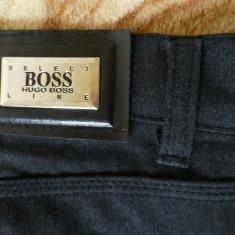Blugi Hugo Boss Select Line, Made in Italy; 32/32: 81 cm talie etc.; impecabili - Blugi barbati, Culoare: Din imagine