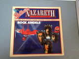 NAZARETH - ROCK ANGELS  (1972/MOUNTAIN REC /RFG ) - DISC VINIL/PICK-UP/VINYL, universal records