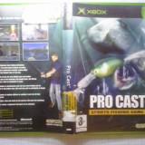 Joc XBox classic - Pro Cast Sports fishing game - (GameLand - sute de jocuri)