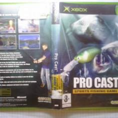 Joc XBox classic - Pro Cast Sports fishing game - (GameLand - sute de jocuri) - Jocuri Xbox, Sporturi, 3+, Multiplayer