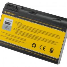 1 PATONA   Acumulator Acer 3100 5100 Travelmate 4233 4260 4280 4283 BATBL50L6 - Baterie laptop PATONA, 4400 mAh