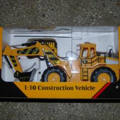 Masinuta Altele tip escavator constructii teleghidata jucarie copii, 6-8 ani, Plastic, Baiat