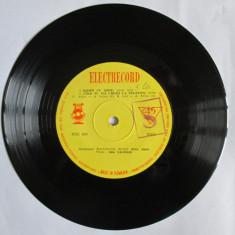 RAR! VINIL E.P. (SINGLE) ANA LACATUSU CU ORCHESTRA AL.IMRE - Muzica Pop electrecord