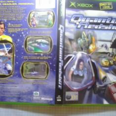 Quantum redshift - Joc XBox classic ( Compatibil XBox 360 ) (GameLand) - Jocuri Xbox, Simulatoare, 12+, Multiplayer