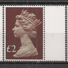 Anglia.1977 Regina Elisabeth II CA.347 - Timbre straine