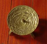 Sfesnic / Suport de lumanari din bronz - model deosebit  !!!