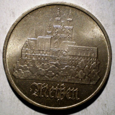 A.279 GERMANIA RDG DDR MEISSEN 5 MARK 1972 XF/AUNC, Europa