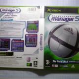 Joc XBox classic - Championship manager 5 - (GameLand - sute de jocuri)