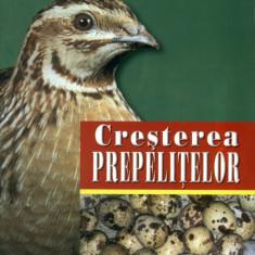 Cresterea prepelitelor | Rudolf Kiwitt | Editura MAST - Carti Zootehnie