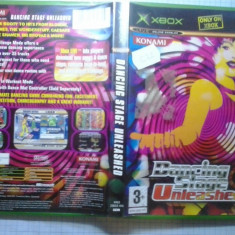 Dancing Stage Unleashed - Joc XBox classic (GameLand) - Jocuri Xbox, Sporturi, 3+, Multiplayer