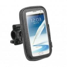 Suport impermeabil pentru bicicleta pentru Samsung Galaxy S4 i9505 i9508 - Suport telefon bicicleta