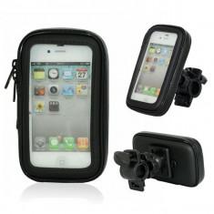 Suport impermeabil de bicicleta pentru iPhone 4 4S 5 - Suport telefon bicicleta