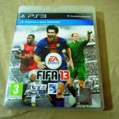 Joc Fifa 13, pentru PS3, original! Alte sute de jocuri! - Jocuri PS3 Ea Sports, Sporturi, 3+, Multiplayer