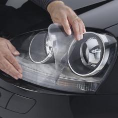 Folie transparenta protectie faruri / stopuri la rola de 10mx0.60m