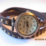 Ceas Vintage model 21 - Ceas dama, Casual, Analog