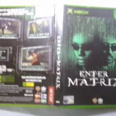 Enter the Matrix - Joc XBox classic (GameLand) - Jocuri Xbox, Actiune, 16+, Single player