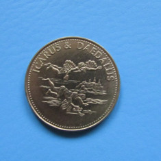 JETON-ICARUS & DAEDALUS-SHEEL - Jetoane numismatica