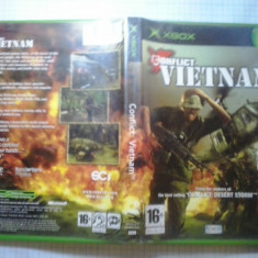 Conflict Vietnam - Joc XBox classic (GameLand) - Jocuri Xbox, Shooting, 16+, Multiplayer