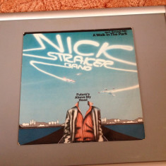 NICK STRAKER BAND -THE FUTURE'S ABOVE MY HEAD (1979/DECCA REC/RFG) -VINIL/VINYL - Muzica Rock ariola