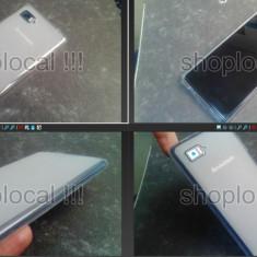 HUSA Lenovo Vibe Z k910 silicon ultra subtire transparenta + FOLIE