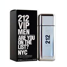 Carolina Herrera 212 VIP Men Eau de Toilette pentru barbati - Parfum barbati Carolina Herrera, Apa de toaleta, 100 ml