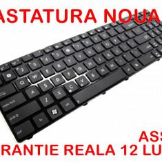 Tastatura laptop Asus X55VD NOUA - GARANTIE 12 LUNI!