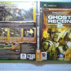 Joc XBox classic ( Compatibil XBox 360 ) - Tom Clancy's Ghost recon 2  - (GameLand - sute de jocuri), Shooting, 16+, Multiplayer