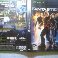 Joc XBox classic ( Compatibil XBox 360 ) - Fantastic 4 - (GameLand - sute de jocuri) - Jocuri Xbox, Actiune, 12+, Multiplayer