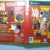 XIII  - Joc XBox classic ( Compatibil XBox 360 ) (GameLand )