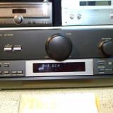 Amplituner (receiver) Technics SA-DX850 cu intrari digitale, telecomanda, poze reale - Amplificator audio