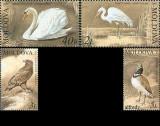 MOLDOVA 2003, Fauna - Pasari, serie neuzata, MNH, Nestampilat