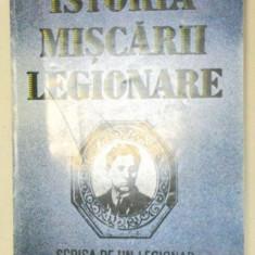 ISTORIA MISCARII LEGIONARE 1993 - Istorie