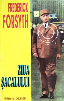 ZIUA SACALULUI - Frederick Forsyth foto