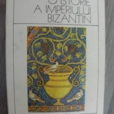 O istorie a imperiului bizantin - Stelian Brezeanu
